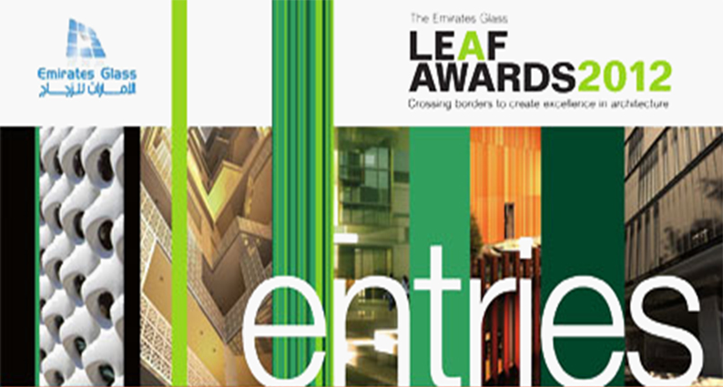 leaf awards 2012 book entries. london