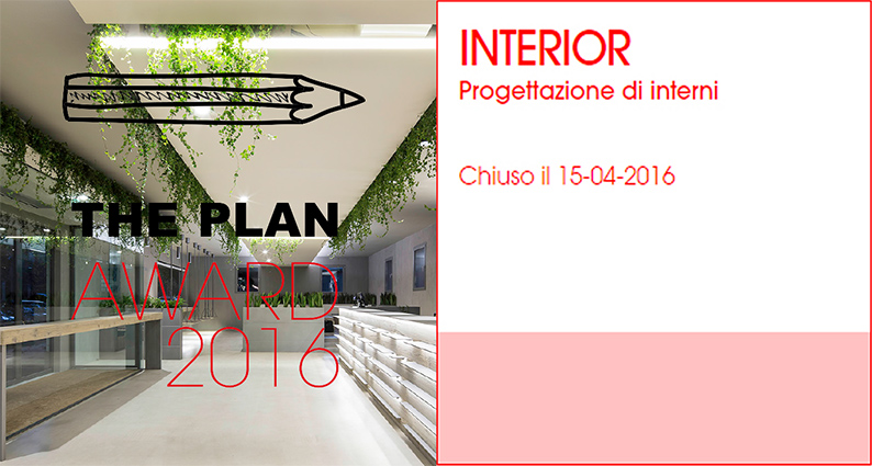 the plan award 2016. bologna
