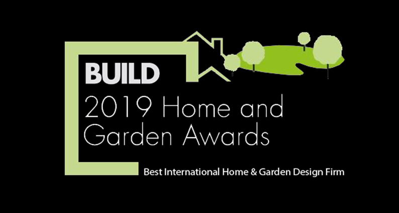 build awards 2019 design firm. london