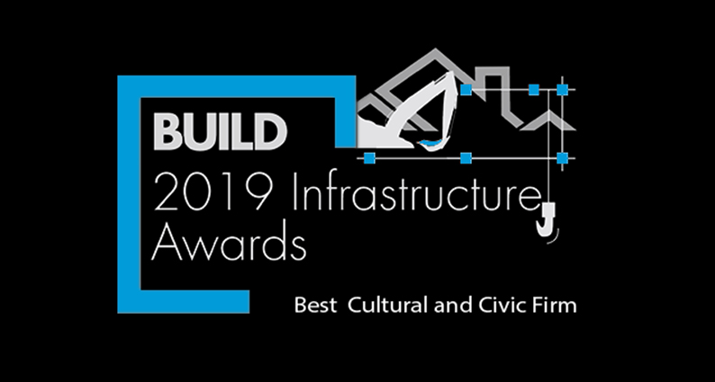 build awards 2019 architecture firm. london