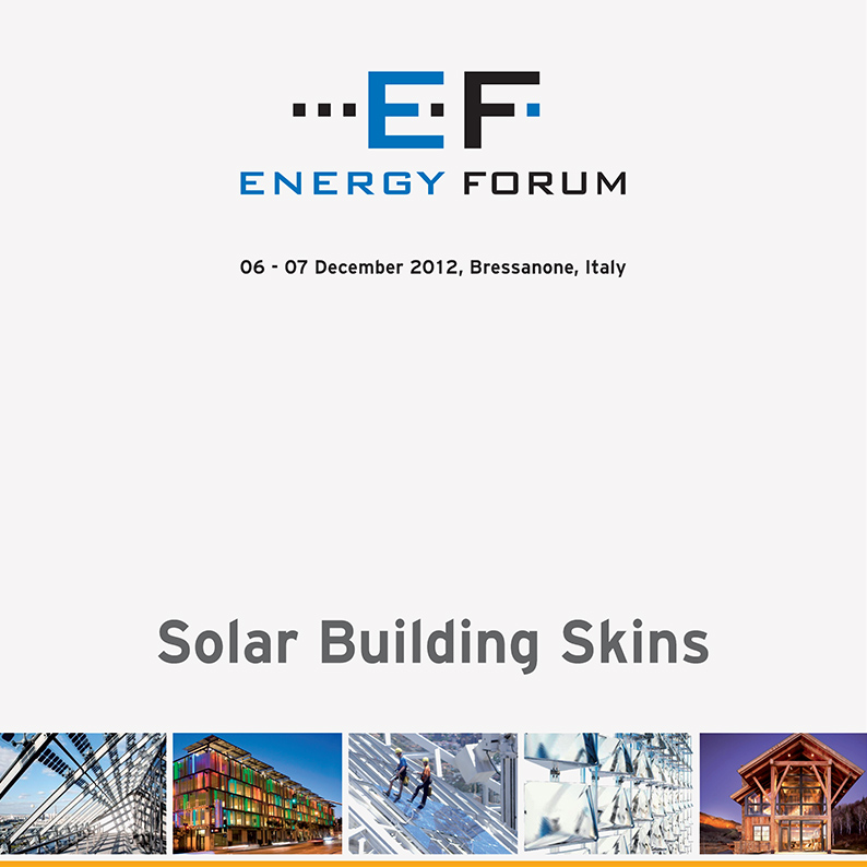 energy forum - solar building skins