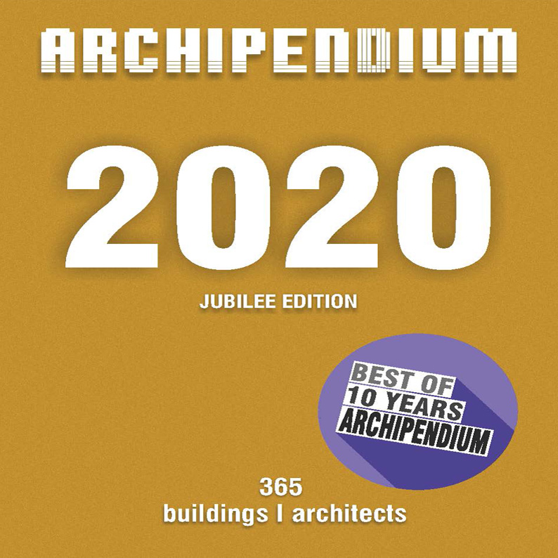 archipendium 2020. hhcr selected. berlin